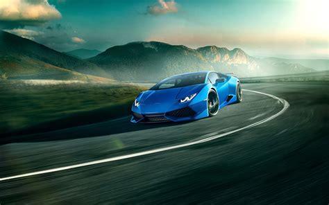 2018 Novitec Torado Lamborghini Huracan N Largo Wallpapers