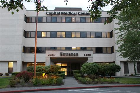 state sues capital medical center  withholding charity