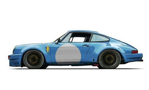 Custom old blue Porsche | Porsche cars, Vintage porsche, Porsche 911 classic