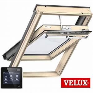 Velux Ggl 4 : velux integra ggl 306021u pk08 centre pivot electric ~ Melissatoandfro.com Idées de Décoration