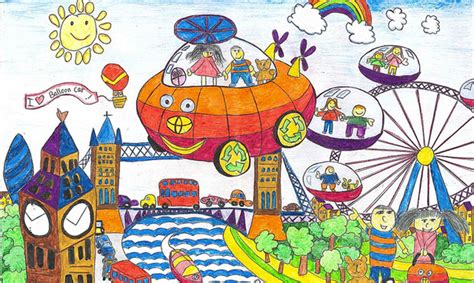 toyota dream car  art contest open toyota
