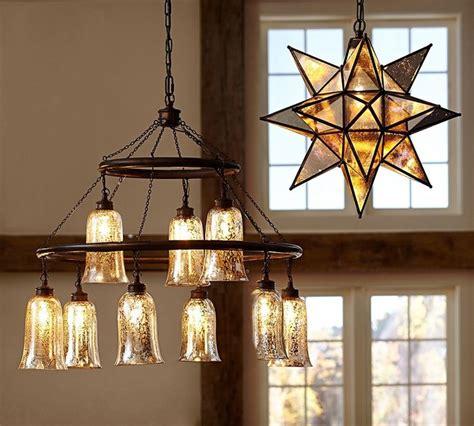 mercury glass chandeliers brantley antique mercury glass chandelier traditional