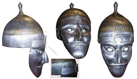 Persian War Mask With Helmet, 16th Century, A Presentation