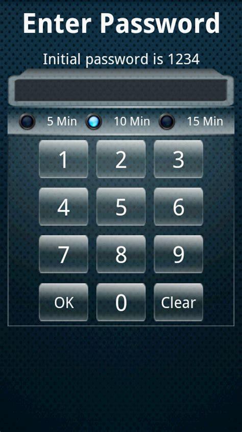 app locks for android app lock free app android freeware