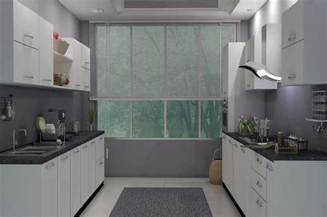parallel kitchen design ideas modular kitchen magnon india best interior designer in 4100