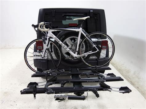 jeep wrangler bike rack 2015 jeep wrangler unlimited kuat nv 4 bike platform rack