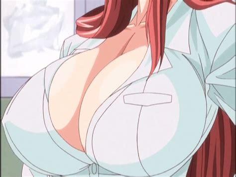 "doujin anime ""Sayaka"" CLEAVAGE Episode 2"