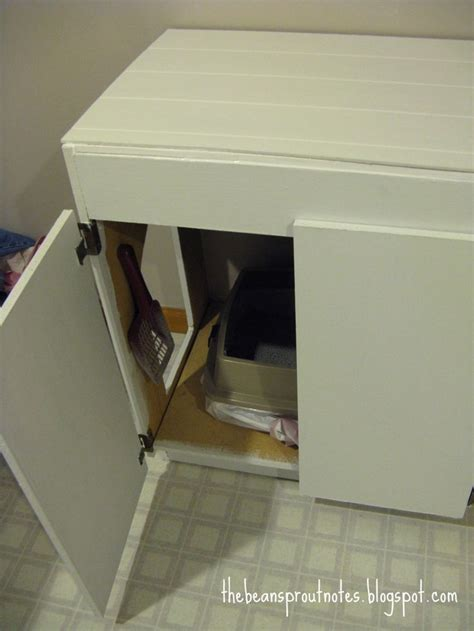 baby proof cabinets diy baby proofing the kitty litter box diy home pinterest