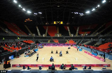 london  olympics great britain reach wheelchair rugby
