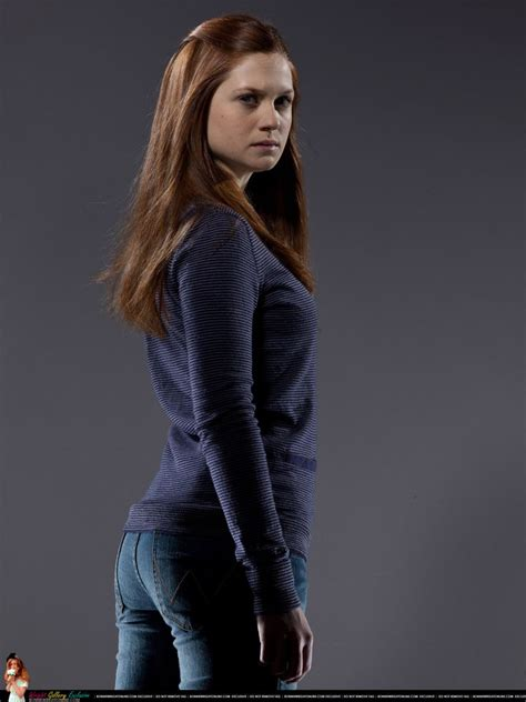 34 Best Images About Bonnie Wright ( Ginny Weasley ) On