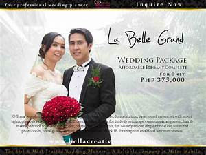 wedding package at south wedding package philippines With affordable photo and video coverage for wedding