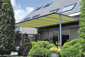 Terrassen berdachungen pergolamarkise for Textile terrassenüberdachung