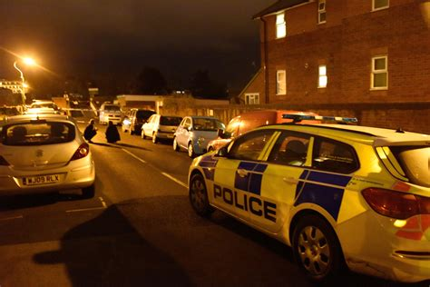 Man arrested on suspicion of attempted murder after 30 ...
