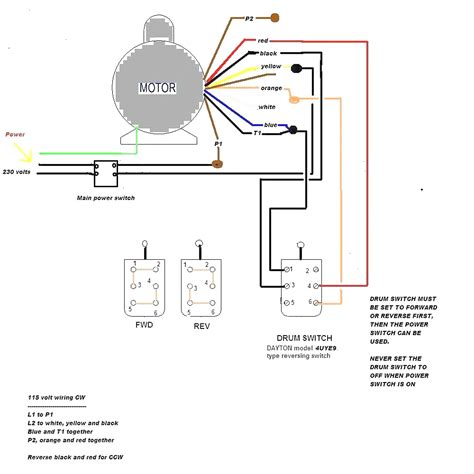 Baldor Reliance Industrial Motor Wiring Diagram Free