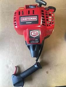 Craftsman 30cc 4