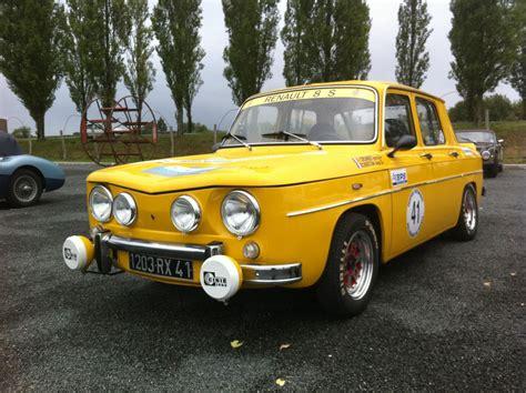 Renault 8 S Vhicules Des Membres Team R8