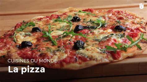 cuisiner une pizza pizza apprendre à cuisiner sikana