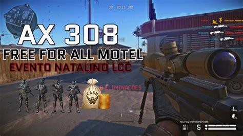 Ax 308 Free For All Motel / Evento Natalino Lcc