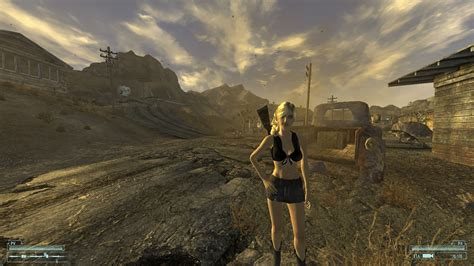 Sexy Outfits At Fallout New Vegas