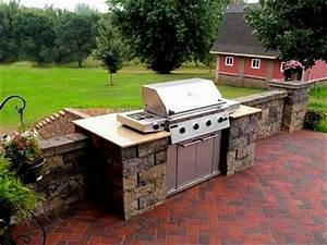 20, Kitchen, Ideas, With, Open, Concept, There, Are, Also, Grilling, Station