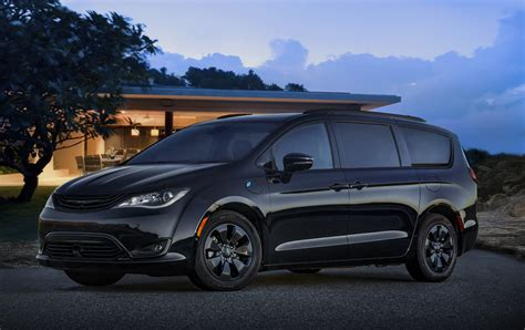 Chrysler Pacifica Plugin Hybrid S (2019, Ru, Second