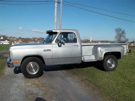 heavy duty bed truck for sale 1989 d250 dodge diesel diesel truck