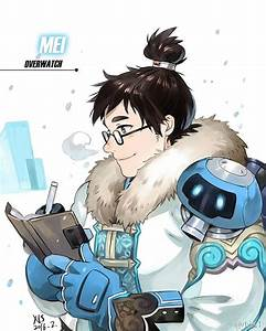 Male Mei Overwatch Know Your Meme
