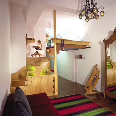 möbel für kleine zimmer am 233 nagement studio id 233 es d 233 co pour les petits espaces