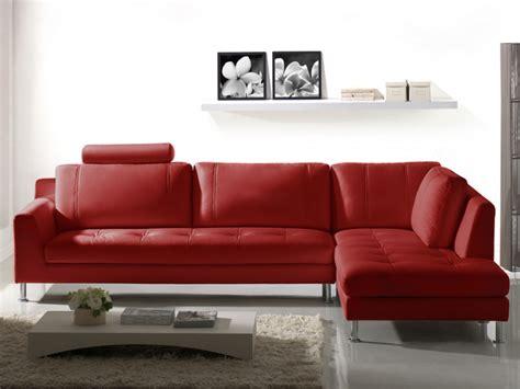 bureau amovible canapé d 39 angle en cuir xl noir gris ou