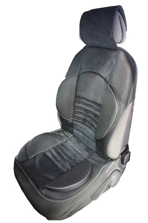 couvre siege voiture couvre siège grand confort pour les sièges avant de la voiture