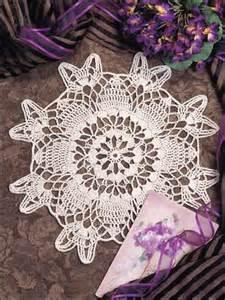 Beginner Crochet Doilies Free Patterns