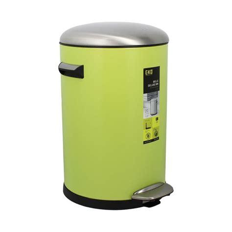poubelle de cuisine verte poubelle de cuisine vert pastel chaios com