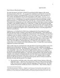 resume one page myth mla the eighteenth