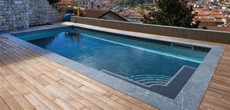 piscina per terrazzo piscine su terrazzo piscine castiglione