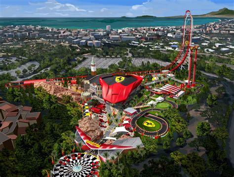 nouvelle attraction port aventura land le nouveau projet de port aventura espagne facile port
