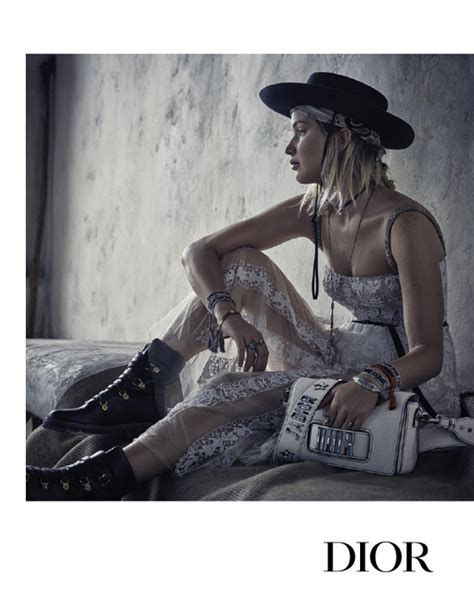 Jennifer Lawrence Stars In The New Dior Cruise 2018 Ad