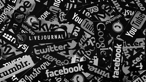 Digital Social Media Wallpaper by How Do You Keep Social Media From Destroying Your Mental