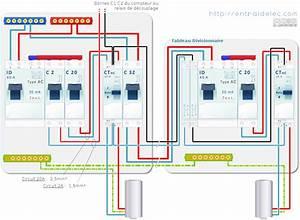 Contact Jour Nuit : branchement chauffe eau sch ma branchement contacteur chauffe eau branchement interrupteur ~ Farleysfitness.com Idées de Décoration