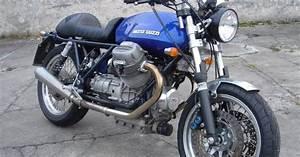 Racing Caf U00e8  Moto Guzzi  U0026quot V7 Supersport U0026quot  By Dynotec