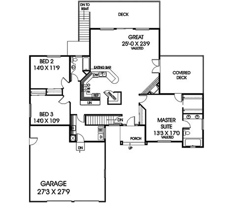 byers place european home plan   house plans