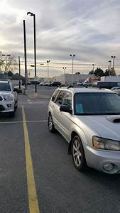 Project  2004 Subaru Forester Xt 5sp Manual Transmission
