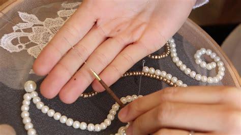 bordar bordado pedraria para em agulhas costura alta play tati por