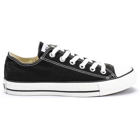 Black and White Converse All-Stars