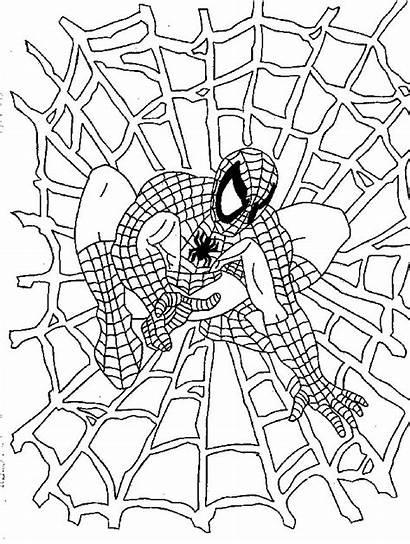 Superhero Coloring Pages Super Sheets Heros Printable