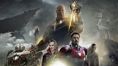 Avengers War Infinity Poster Fan Wallpapers Laptop