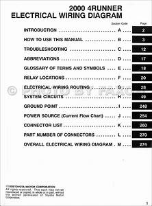 Ccomputer 2000 Toyota Wiring Harness Diagram
