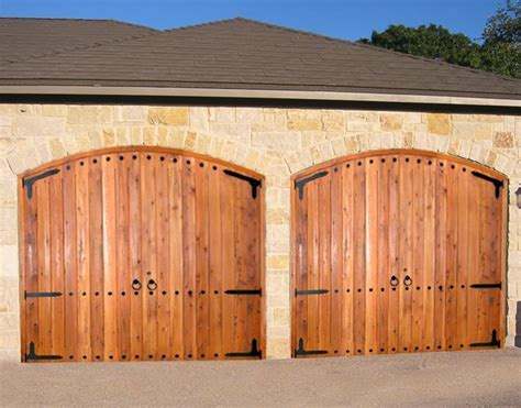 Arched Garage Doors Ideas To Your Style ? The Better Garages