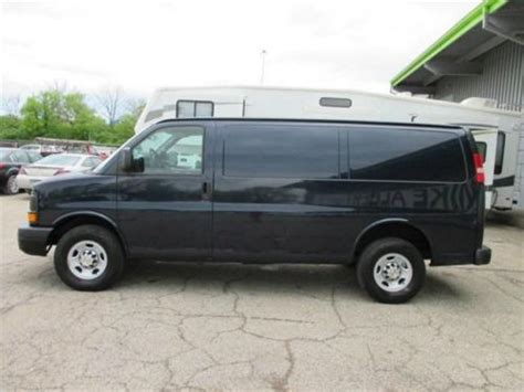 how cars work for dummies 2012 chevrolet express parental controls find used 2012 chevrolet express 3500 work van in 10381 evendale dr cincinnati ohio united
