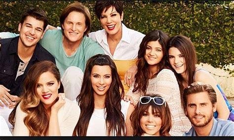 kris jenner digs   photo archives  happy family
