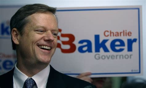 charlie baker biography childhood facts family life